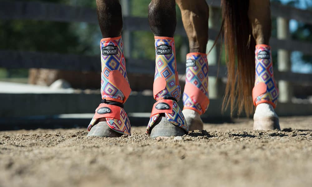 Weaver Prodigy® Patterned Athletic Boots in Aztec