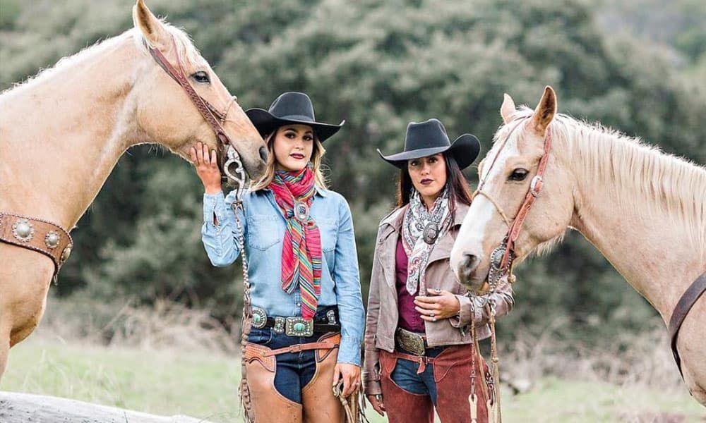 buck wild custom wild rags cowgirl magazine