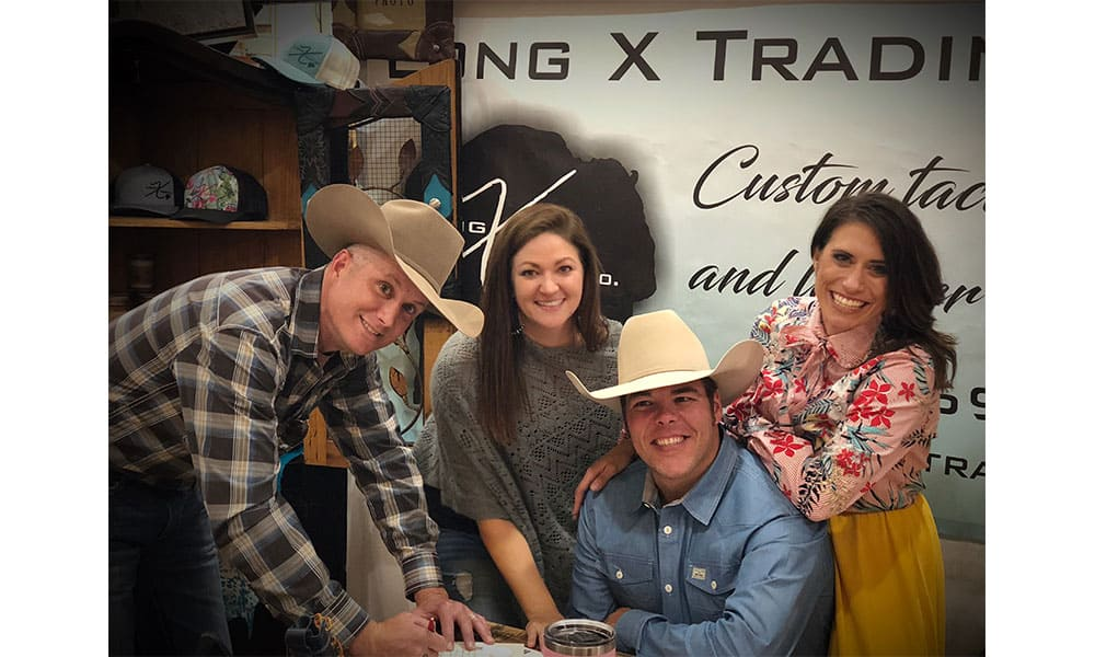 guess who eloped to Pendleton long x trading co elope elopement wedding western wedding cowgirl magazine