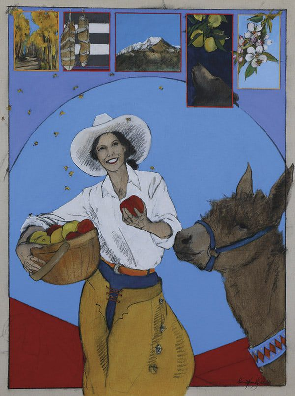 Donna Howell-Sickles Western Art