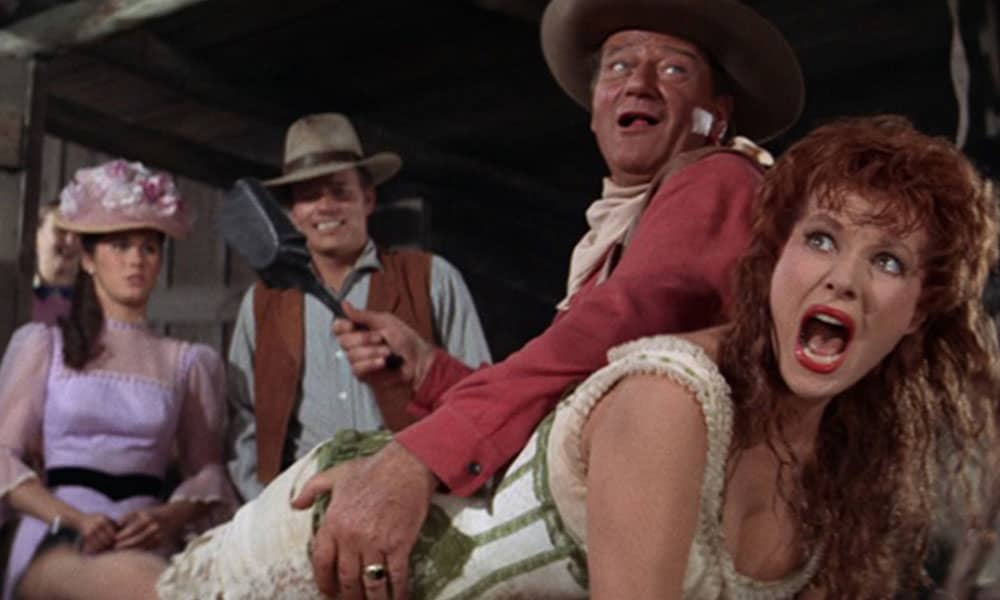 duke days of summer John Wayne cowgirl magazine