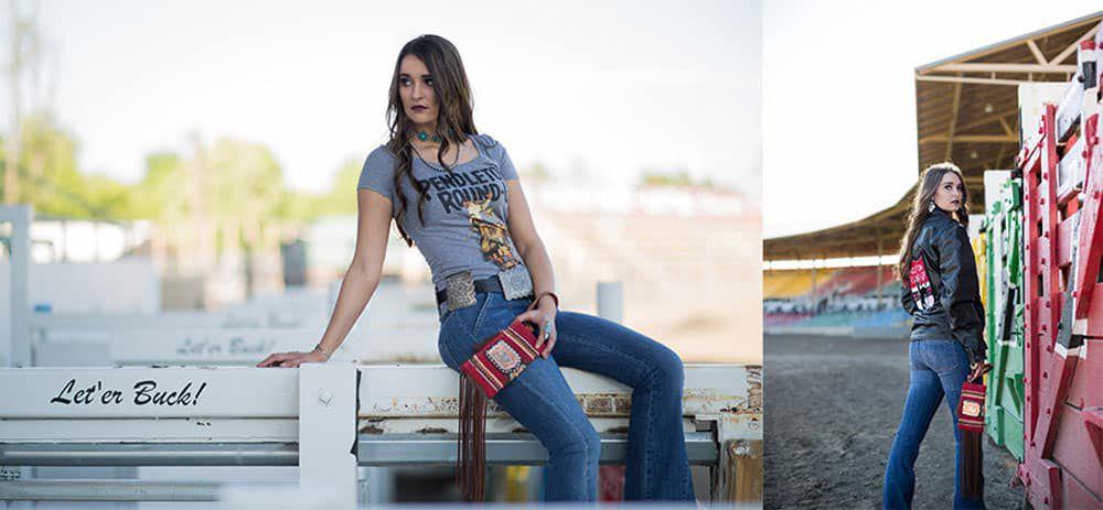 espuela and Pendleton Espuela design co espuela designs cowgirl magazine