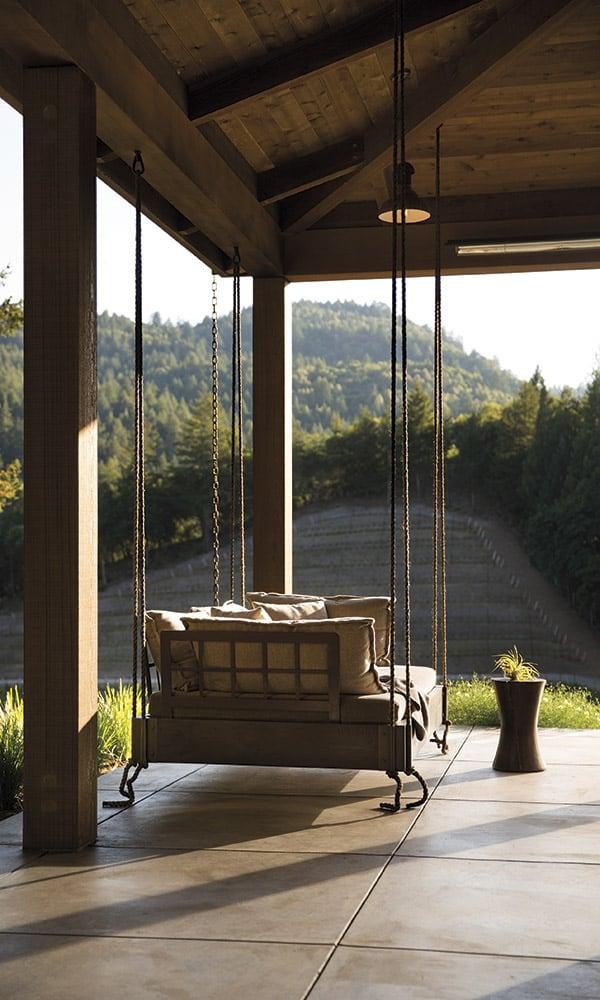 Napa Valley Cabin Serenity Cowgirl Magazine