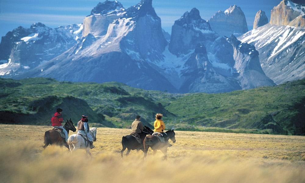 Horseback Riding Patagonia Cowgirl Magazine