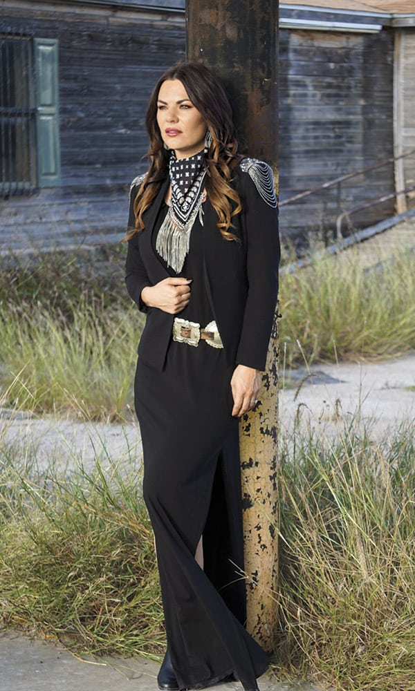 western fashion influencers style cowgirl magazine