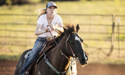 """Cowgirl Magazine"" - Barrel Racing Horses"