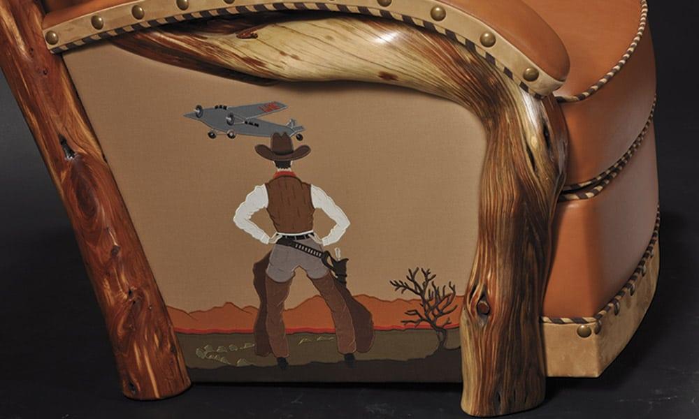 Norseman Designs West Rustic Furniture Home Decor Cowgirl Magazine