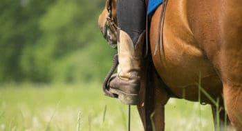 """Cowgirl Magazine"" - Trail Riding Benefits"