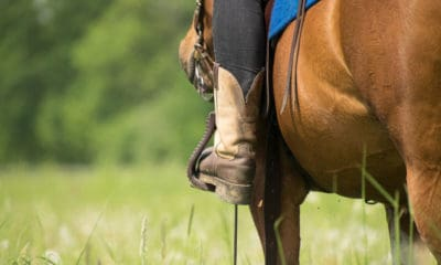 """Cowgirl Magazine"" - Trail Riding Benefits"