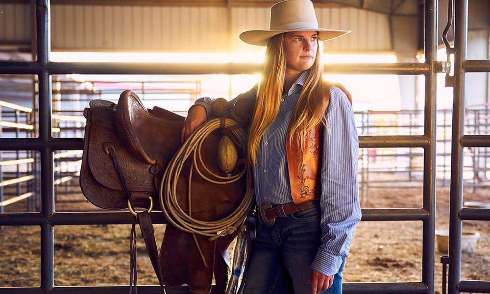RIDE TV GO Television Network Cowgirls Cowgirl Magazine