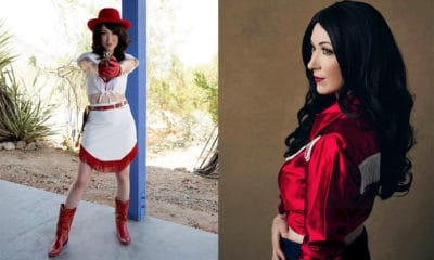 Candice Blue band cowgirl magazine