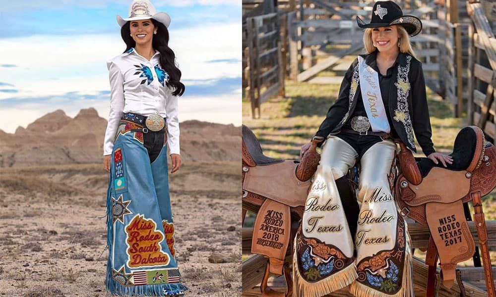 miss rodeo america chaps cowgirl magazine