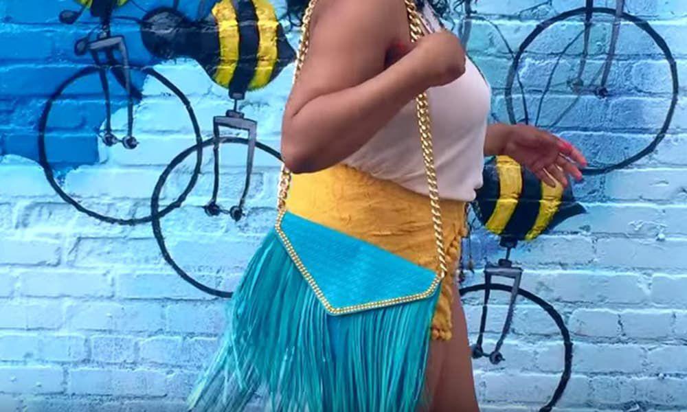 DIY Fringe Bag Cowgirl Magazine