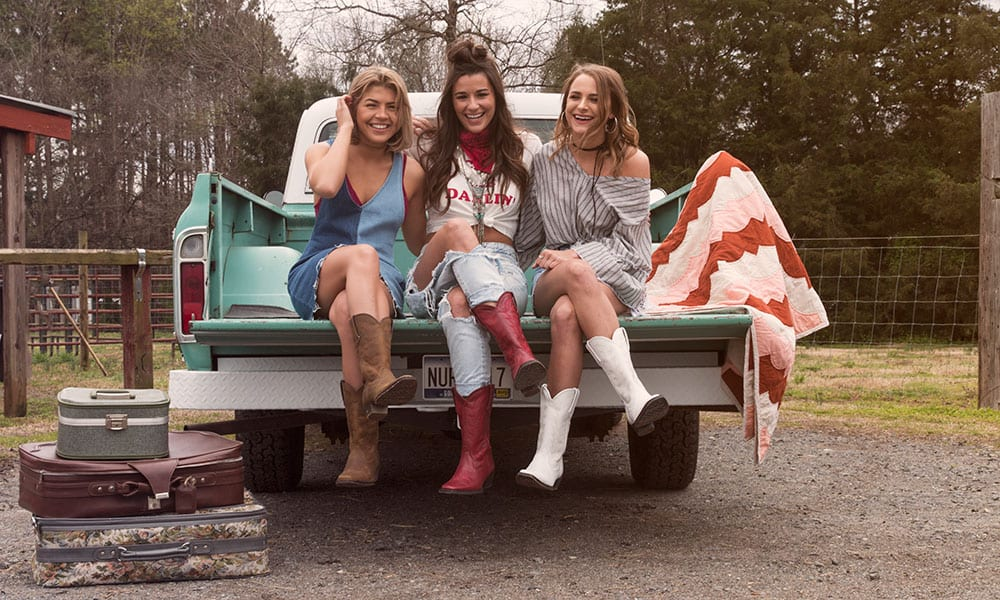 durango boots festival styles girls truck bed cma