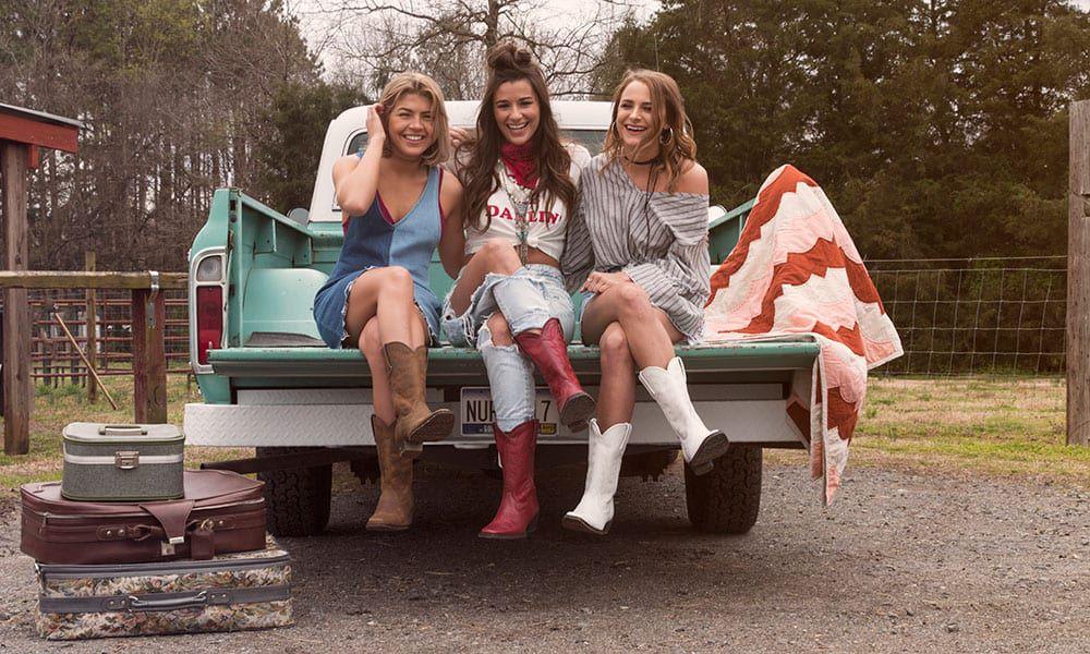 durango boots festival styles girls truck bed cma