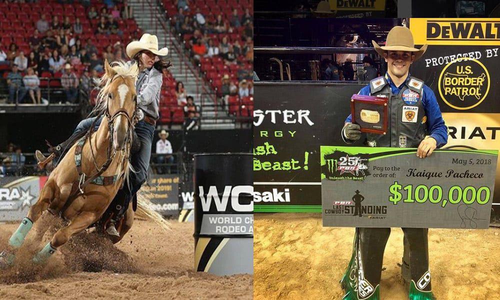 PBR Last Cowboy Standing WCRA Rodeo Showdown Cowgirl Magazine