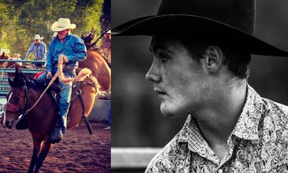 Hunter Scott Norman Memorial Ranch Bronc Riding Cowgirl Magazine