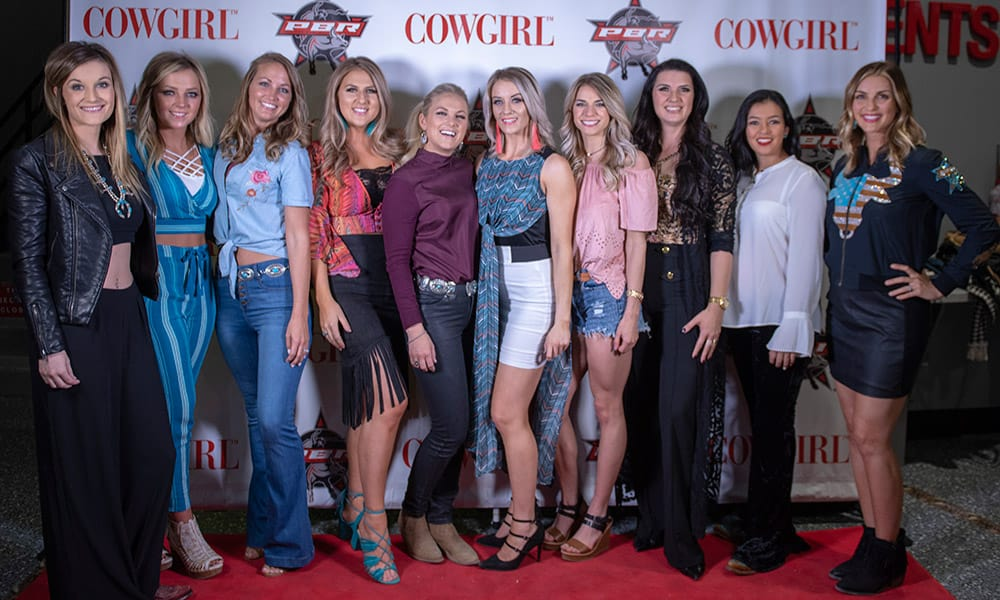 Cowgirl Magazine Ladies Lounge