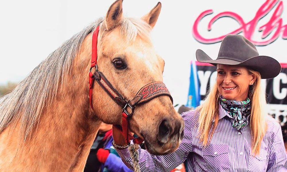 stingray saddle sherry cervi cowgirl magazine