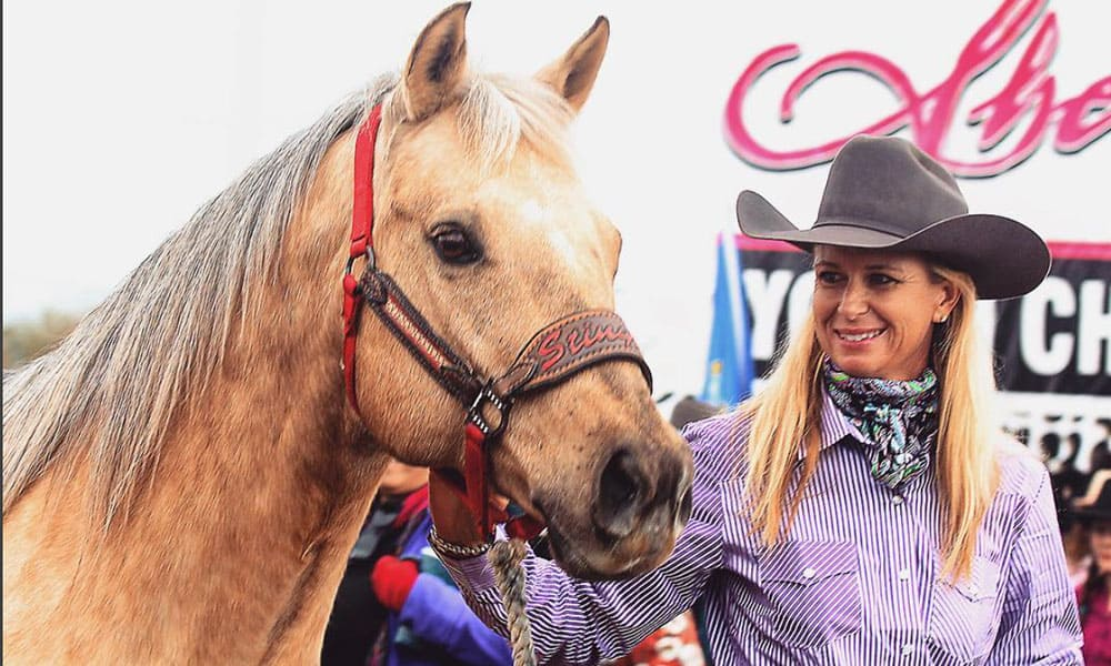 stingray sting ray saddle martin saddlery cowgirl magazine