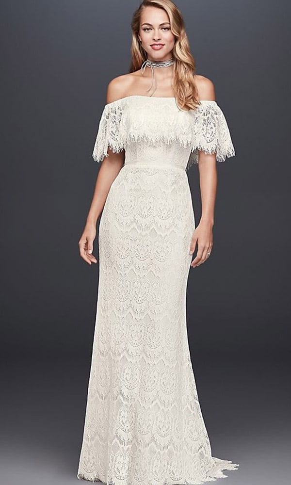 wedding dresses affordable wedding gown cowgirl magazine