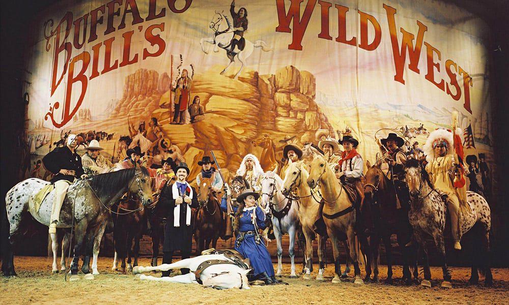 Señorita Rosalie Buffalo Bill Wild West Show Cowgirl Magazine