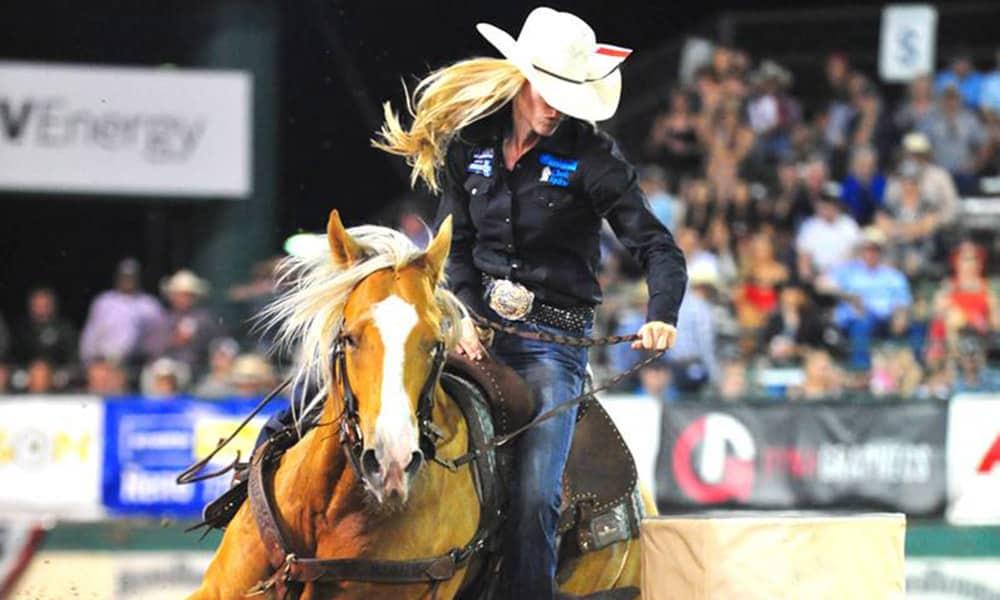 Reno Rodeo Cowgirl Magazine