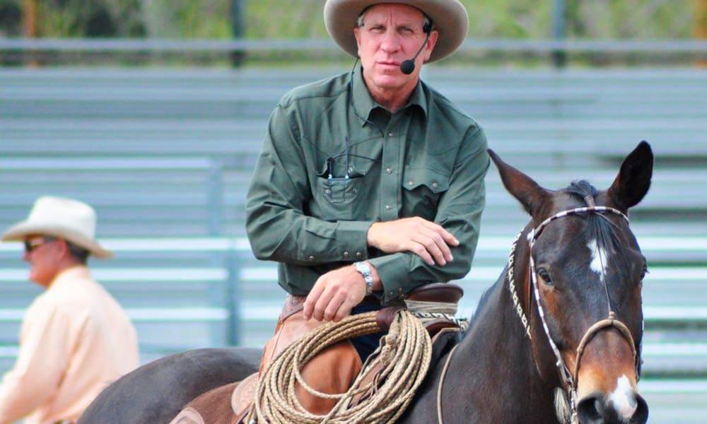 Buck Brannaman Cowgirl Magazine