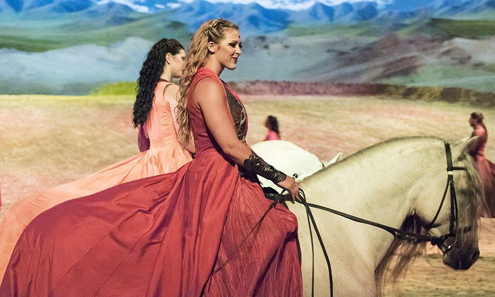 Odysseo Cavalia Cowgirl Magazine