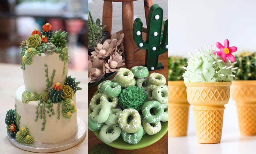 Cactus Creation Treats To Try