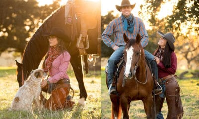 buck wild custom wild rags Lauren Maeve McIntire Photography