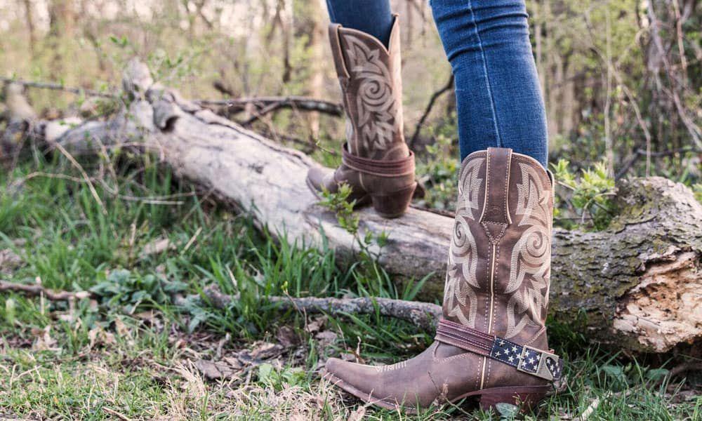 durango boots crush flag accessory western boot
