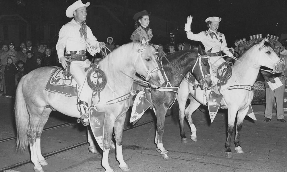 Roy Rogers Dale Evans Love Cowgirl Magazine