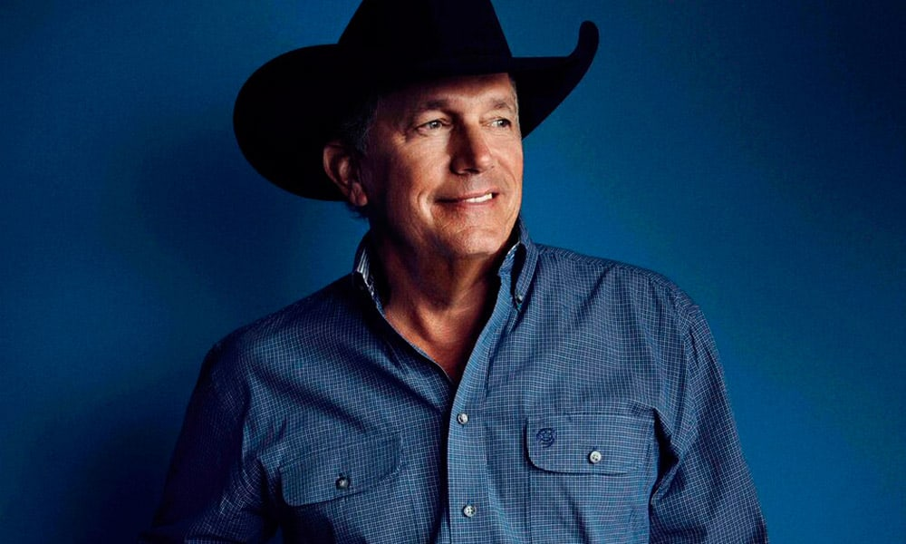 George Strait rodeo houston concert announcement cowgirl magazine