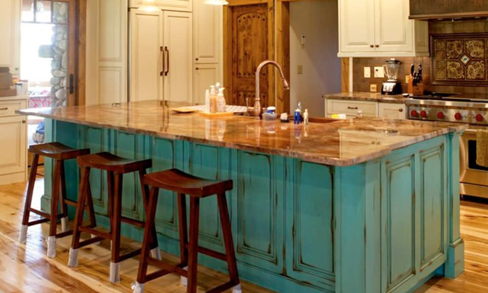 7 Ways To Add Turquoise To Your Kitchen