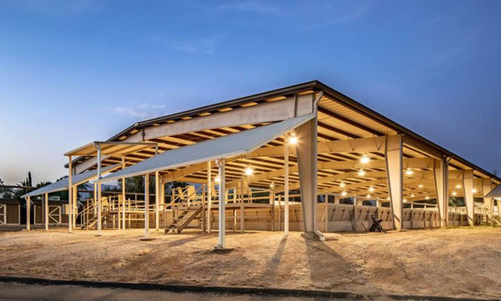 two homes Two Homes Is Better Than One At This Horse Property cowgirl magazine