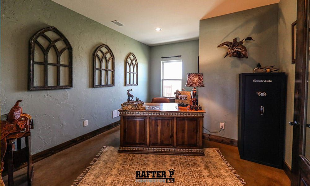 The Rustic Home You Will Always Want To Come Home To cowgirl magazine