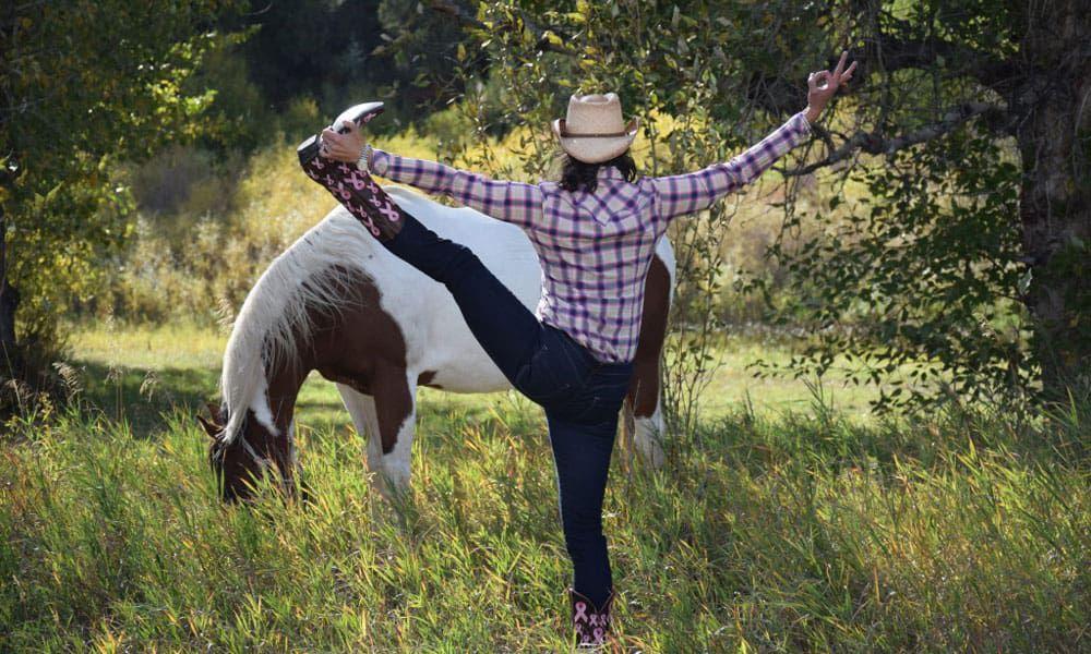 Cowgirl Yoga