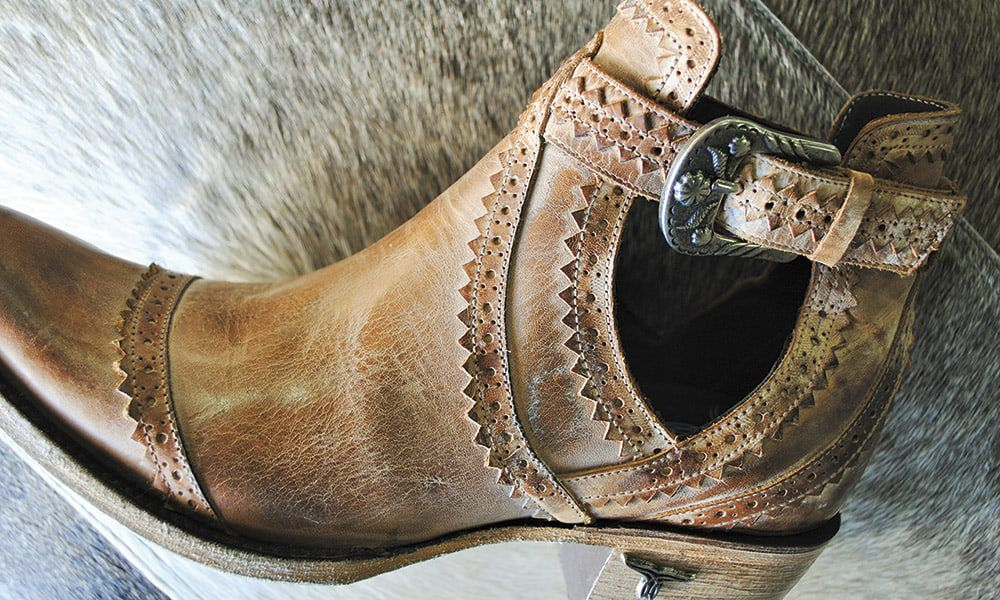 Cahoots Lane Boots Cowgirl Magazine
