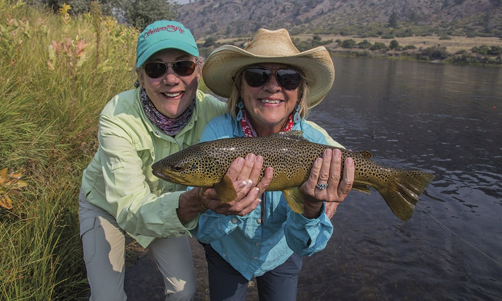 Sisters on the Fly Cowgirl Magazine