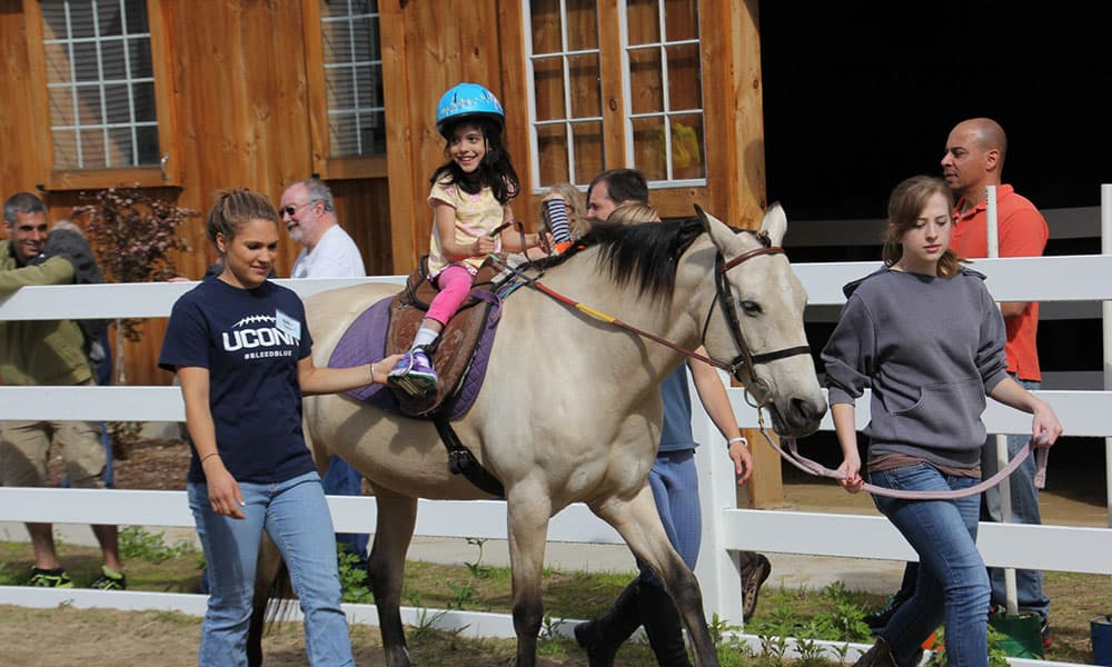 horses heal disabilities cowgirl magazine
