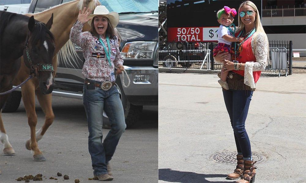 Calgary stampede style fashion posse cowgirl magazine rodeo fashion western fashion