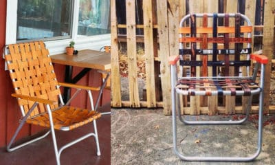 in love with leather lawn chairs cowgirl magazine
