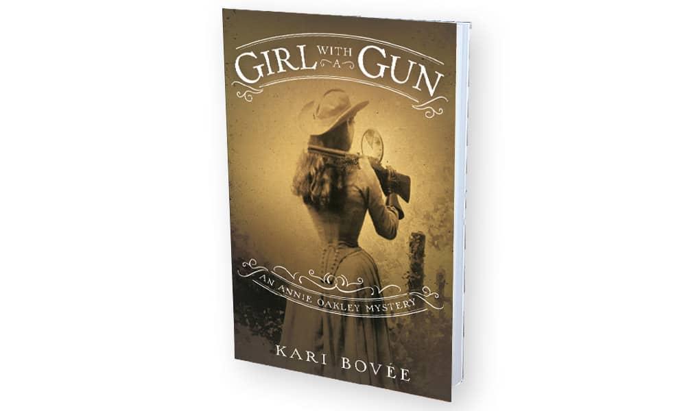 Girl With A Gun Kari Bovee Cowgirl Magazine