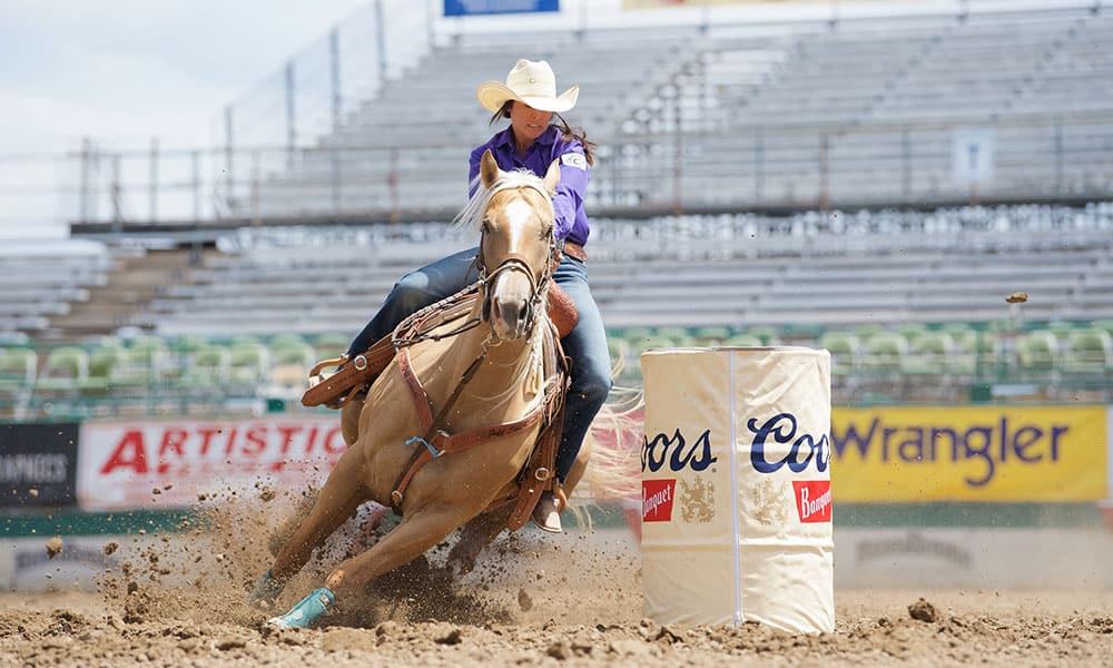 Hailey Kinsel Cowboy Christmas 2018 Cowgirl Magazine