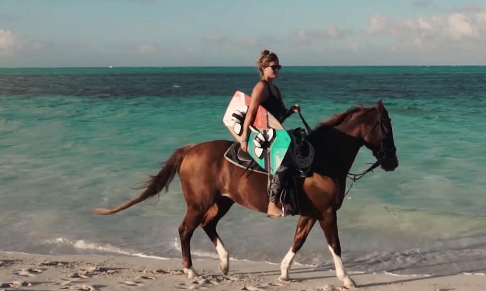horse surfing cowgirl magazine