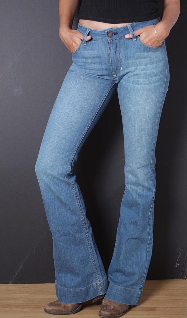 Lola Soho Fade Jeans Kimes Ranch