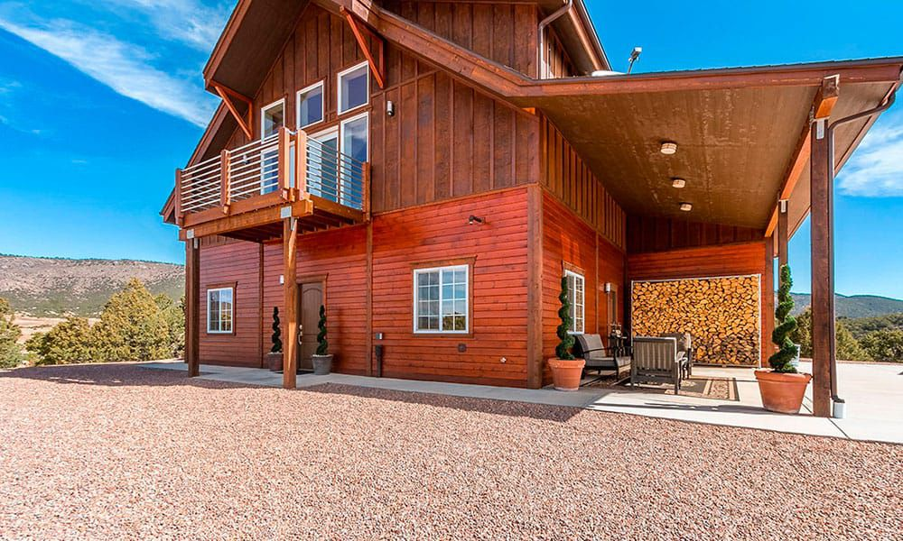 Barns With Living Quarters Cowgirl Magazine