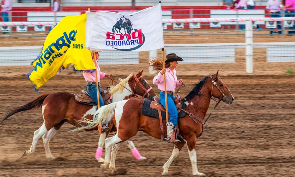 Wrangler Cattlemen's Days Tough Enough To Wear Pink™ Cowgirl Magazine