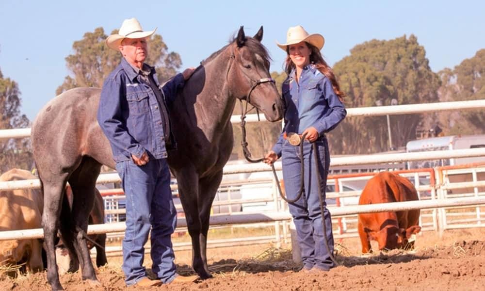 Nellie Miller Cheyenne Frontier Days Cowgirl Magazine